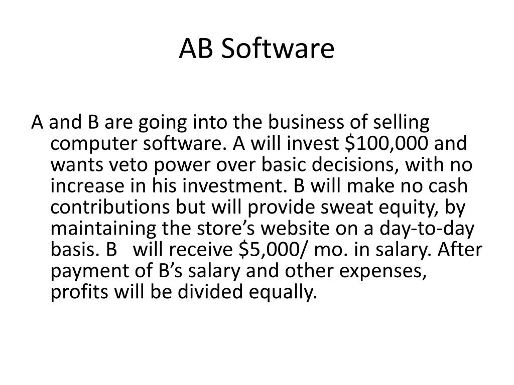 AB Software
