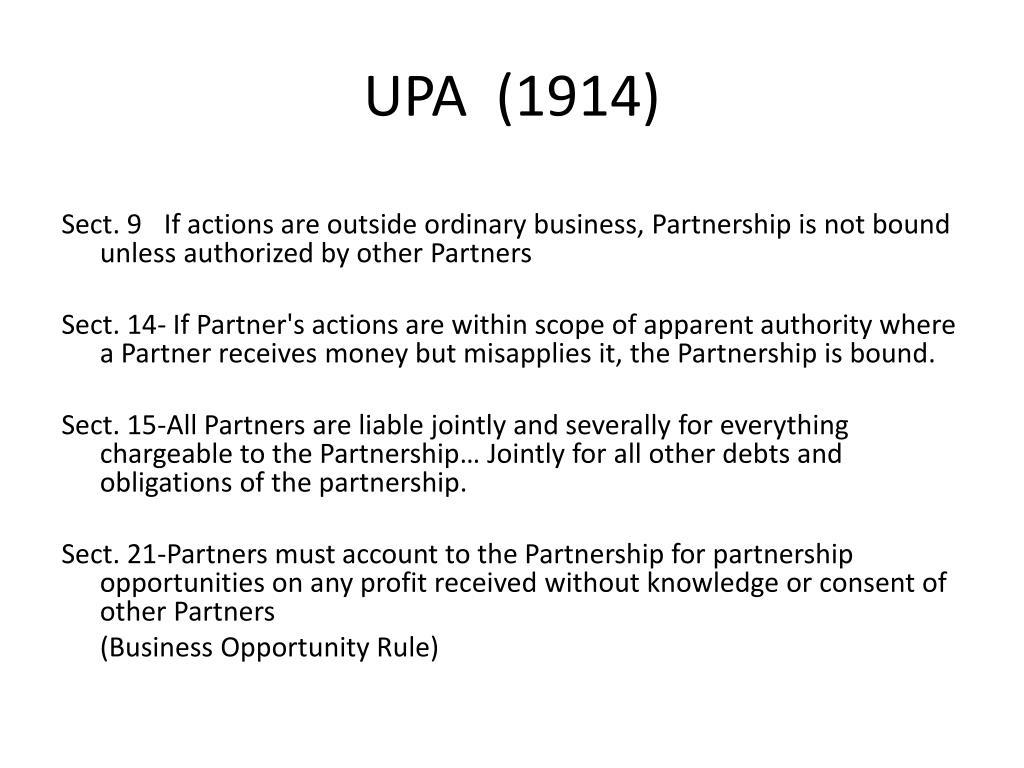 UPA  (1914)