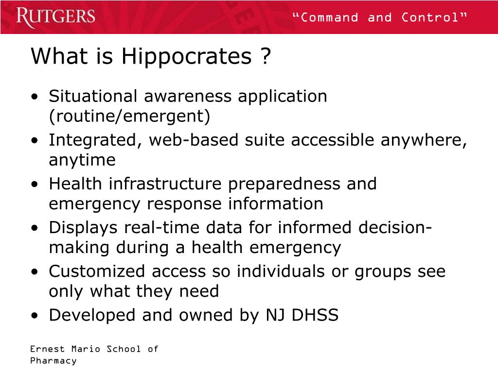 What is Hippocrates ?