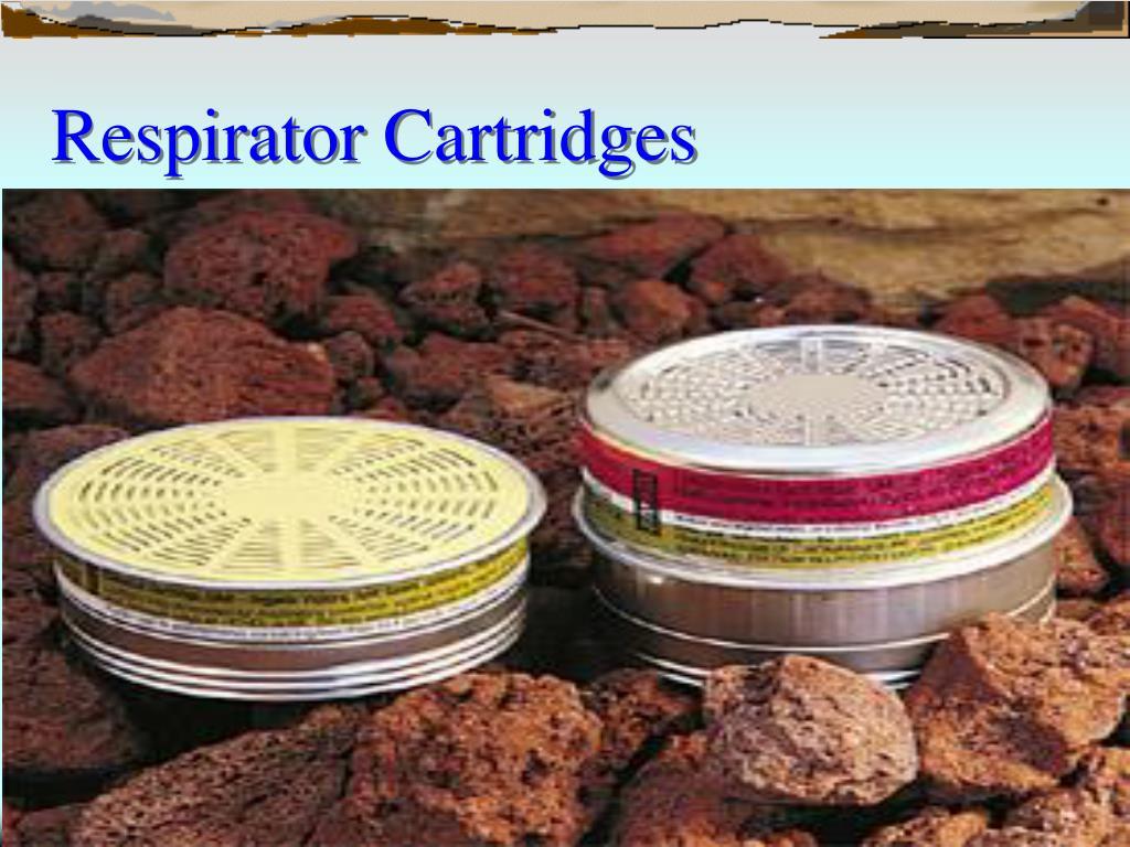 Respirator Cartridges
