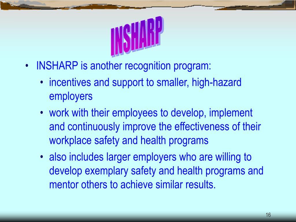 INSHARP