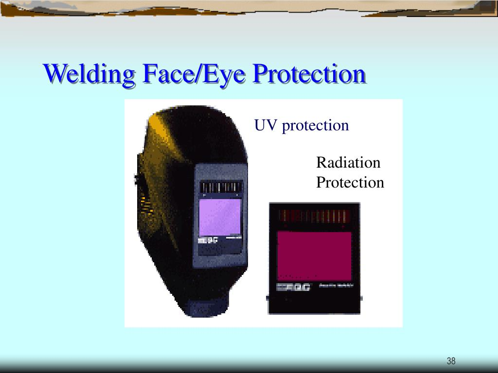 Welding Face/Eye Protection