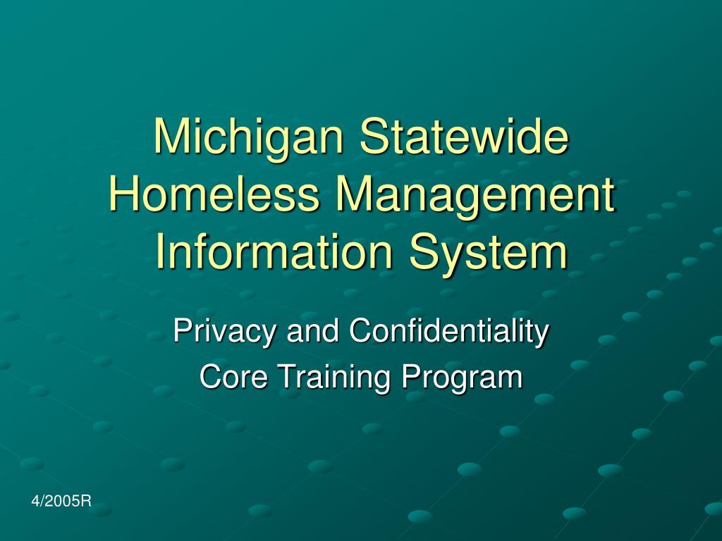 Michigan Statewide