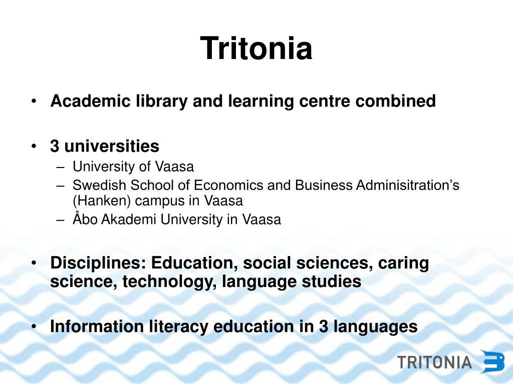 Tritonia