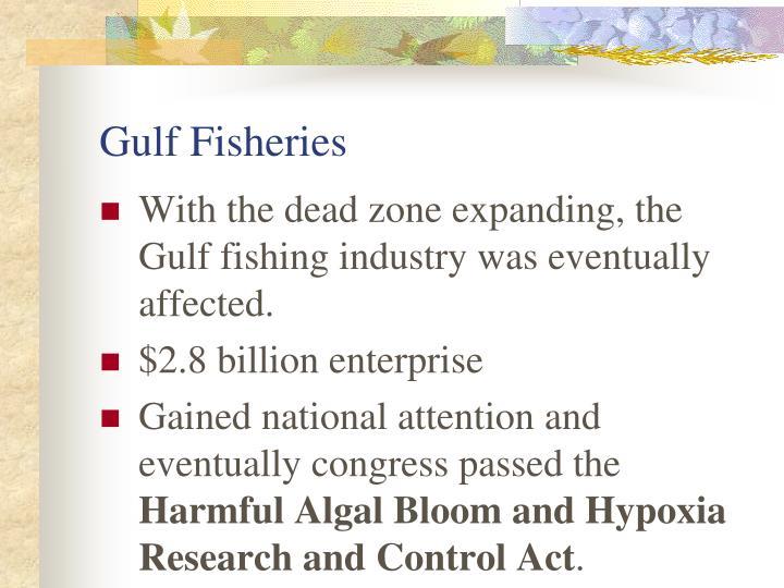 Gulf Fisheries