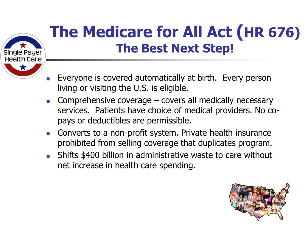 The Medicare for All Act