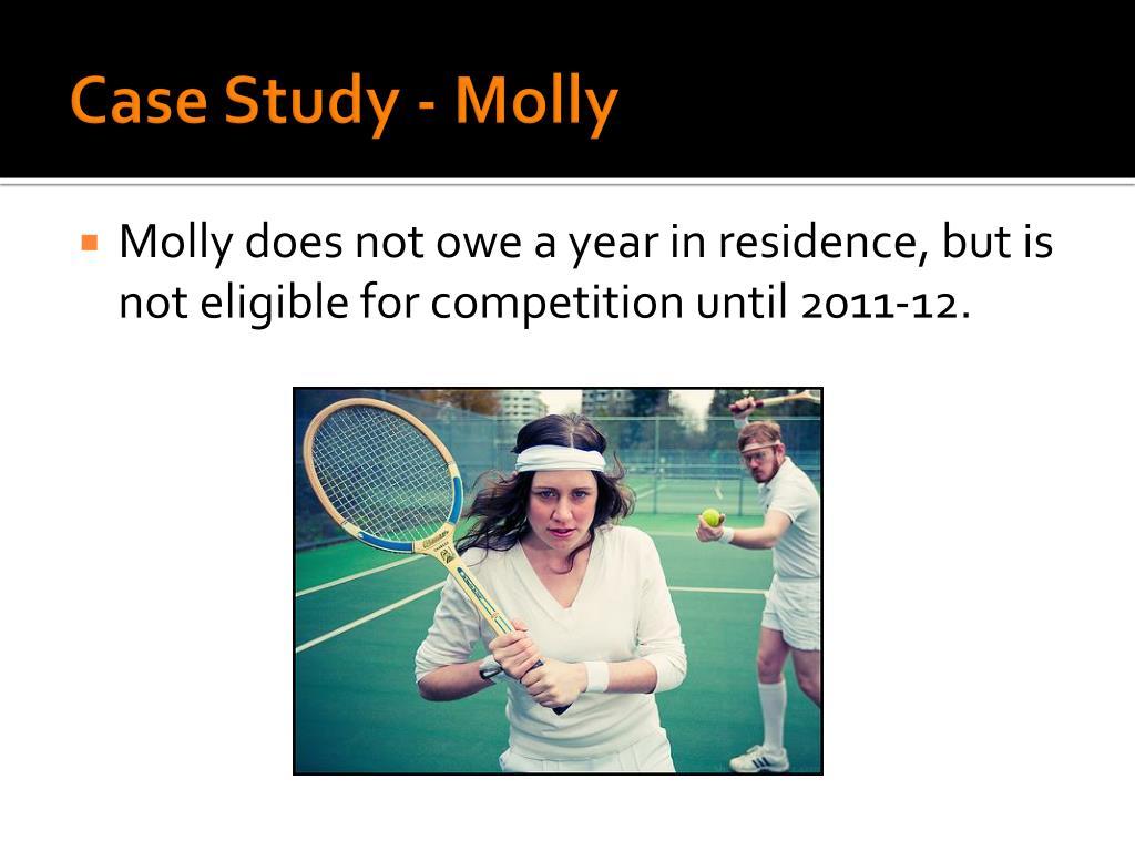 Case Study - Molly