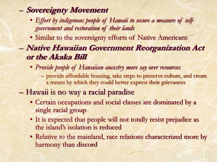 Sovereignty Movement