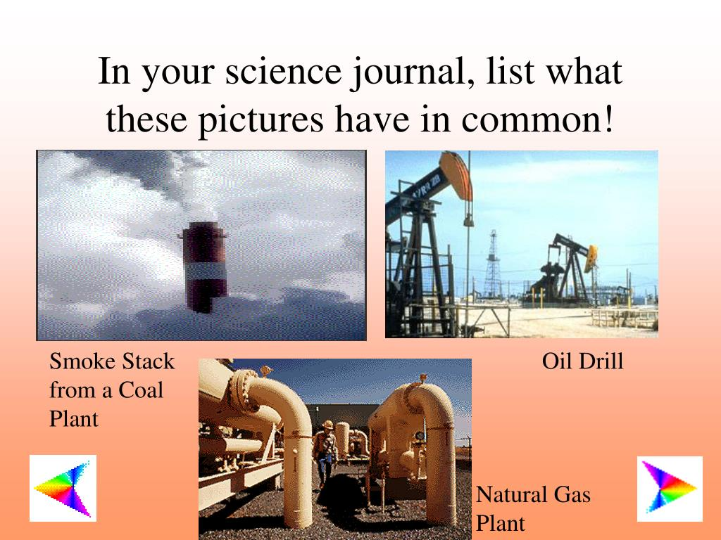 In your science journal, list what these pictures have in common!