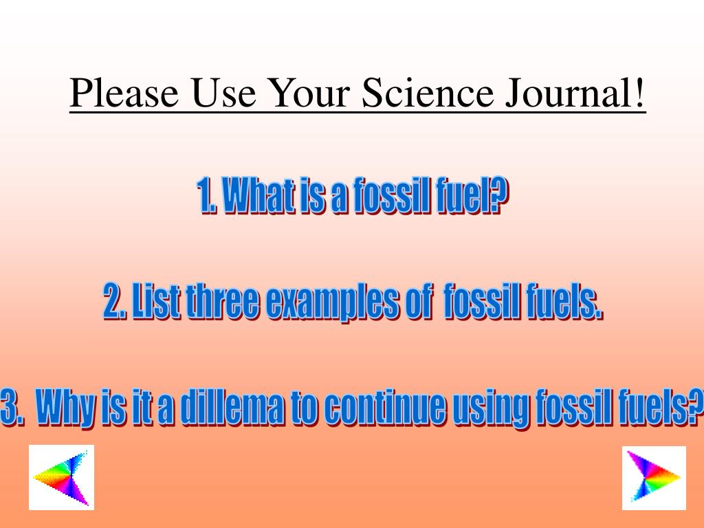Please Use Your Science Journal!