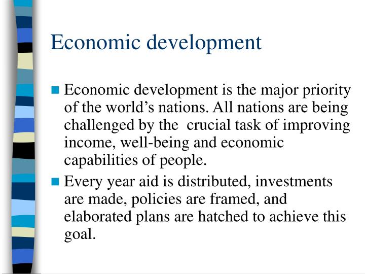 Economic development l.jpg