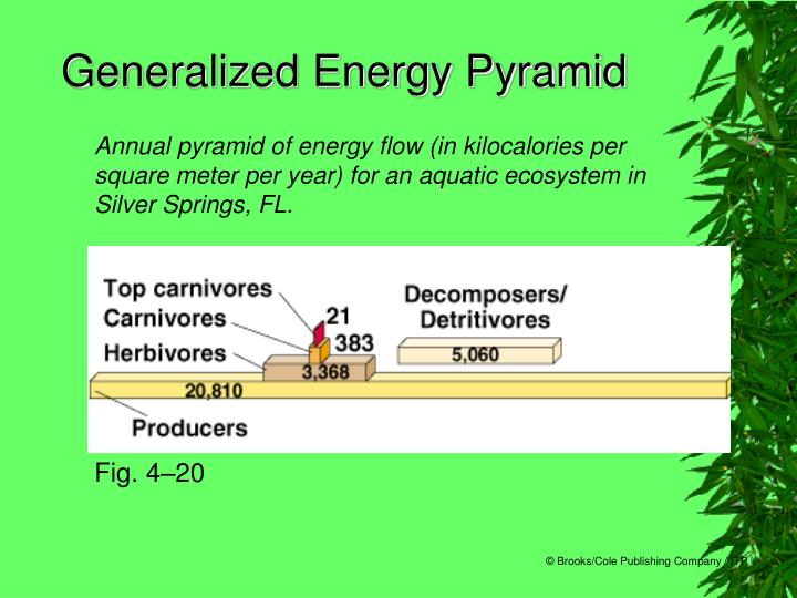 Generalized Energy Pyramid