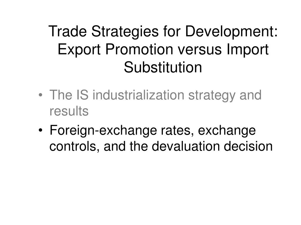 Trading strategies programming