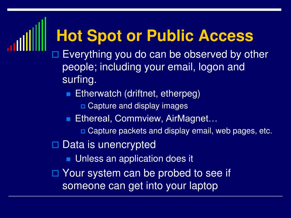 Hot Spot or Public Access