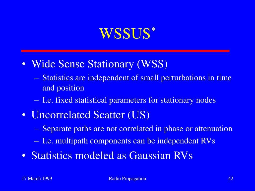 WSSUS