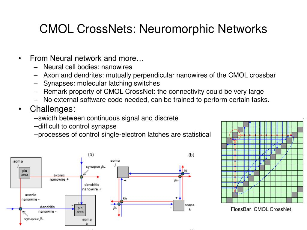 CMOL CrossNets: Neuromorphic Networks