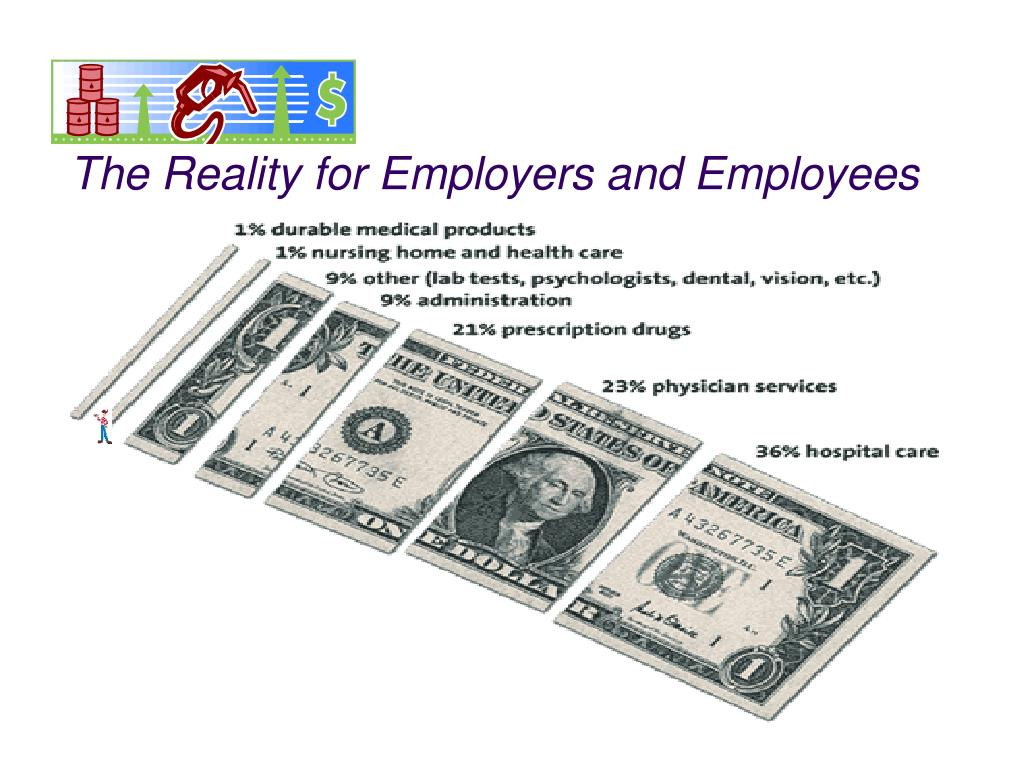 The Reality for Employers and Employees
