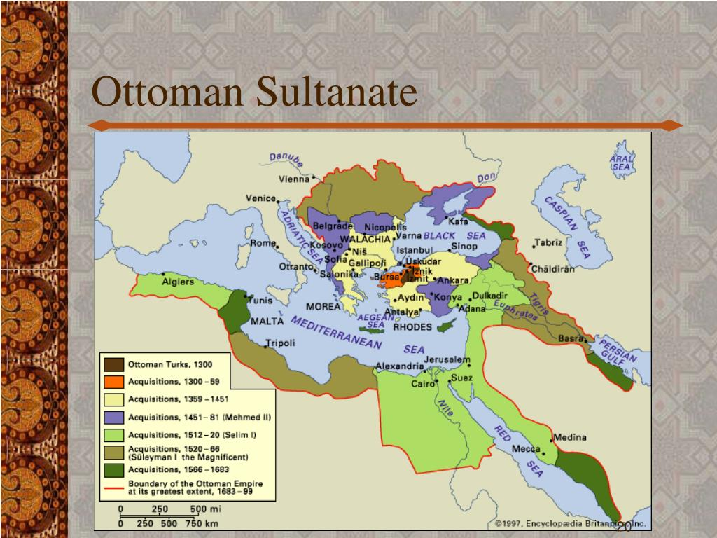 Ottoman Sultanate