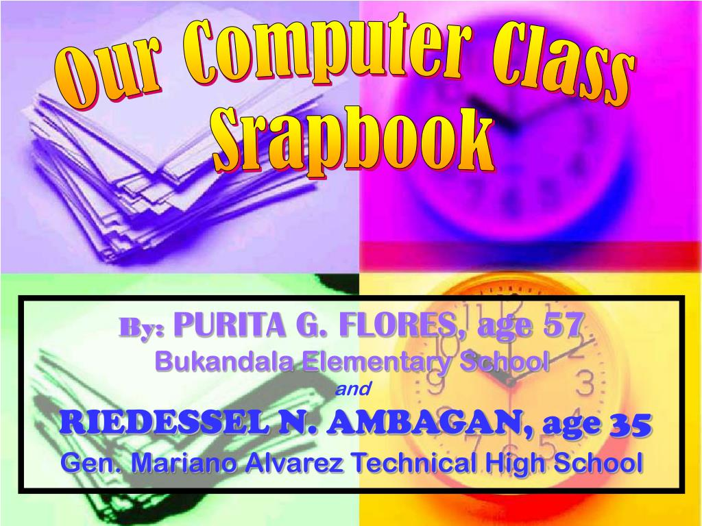 Our Computer Class