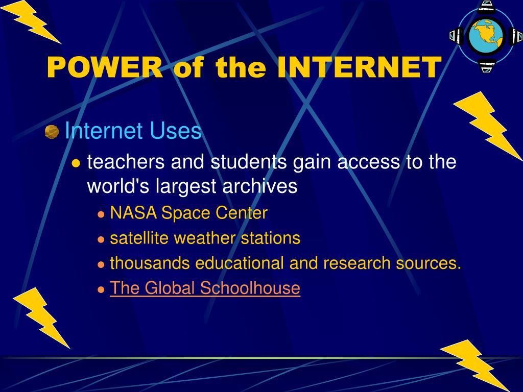 Internet Uses