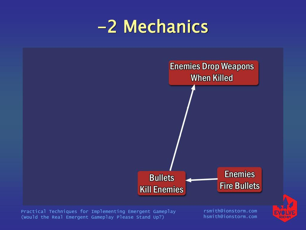 -2 Mechanics
