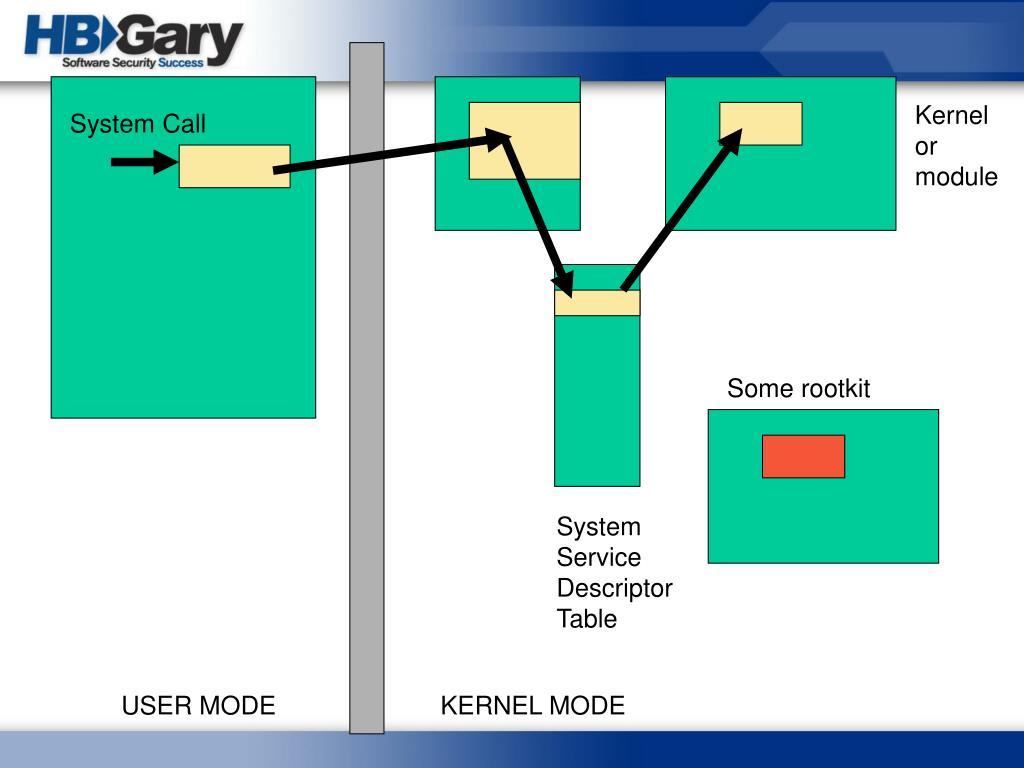 Kernel or module
