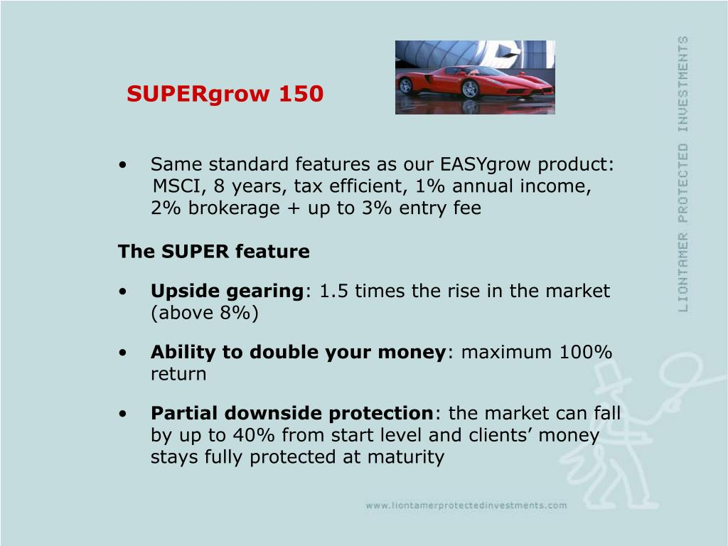 SUPERgrow 150