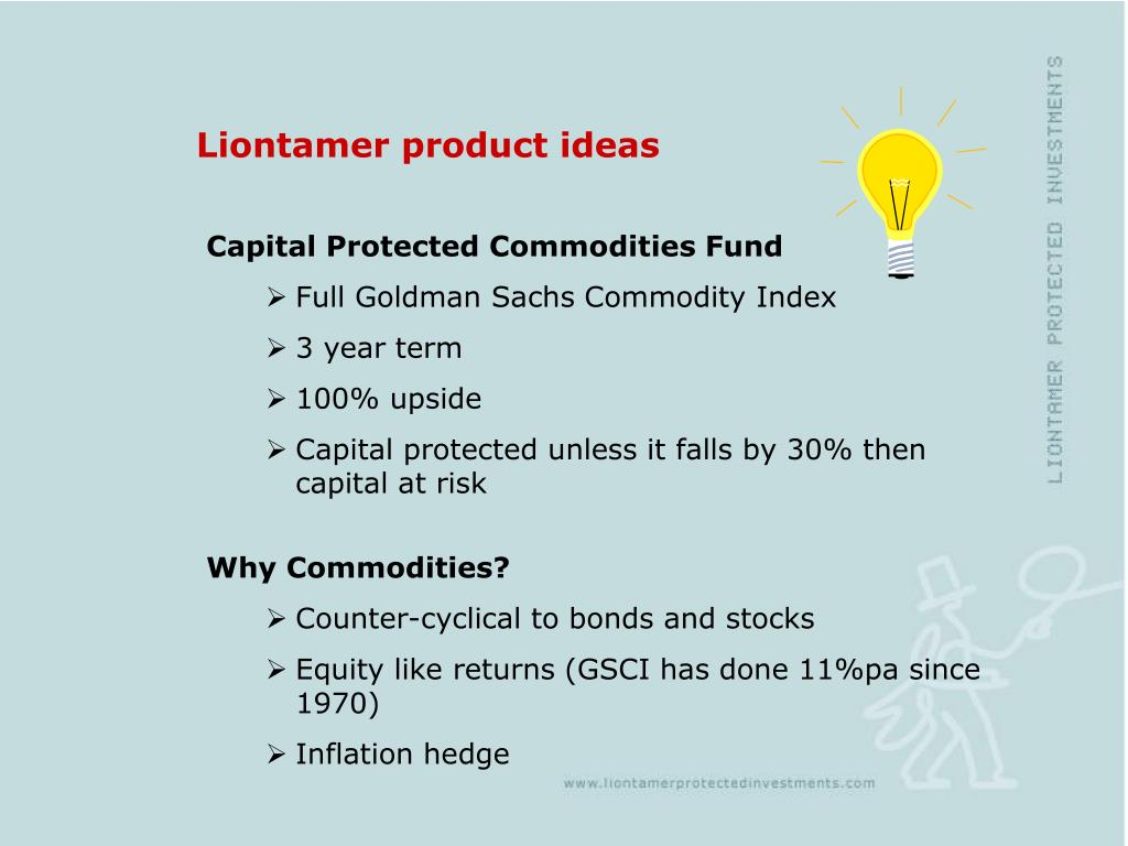 Liontamer product ideas
