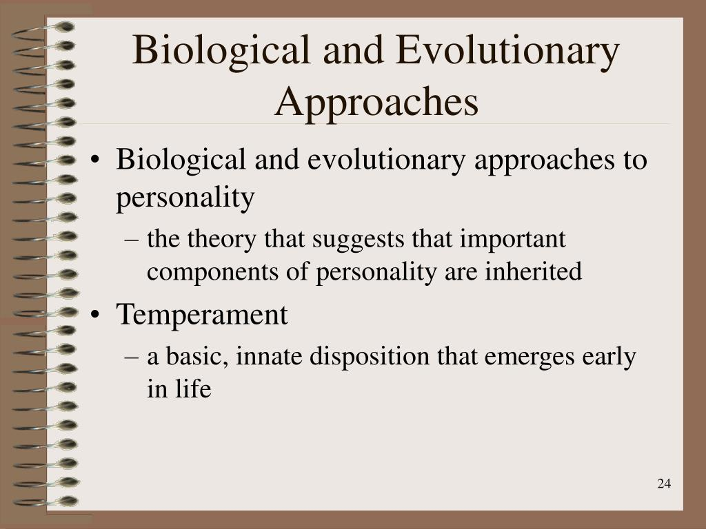 Biological and Evolutionary Approaches