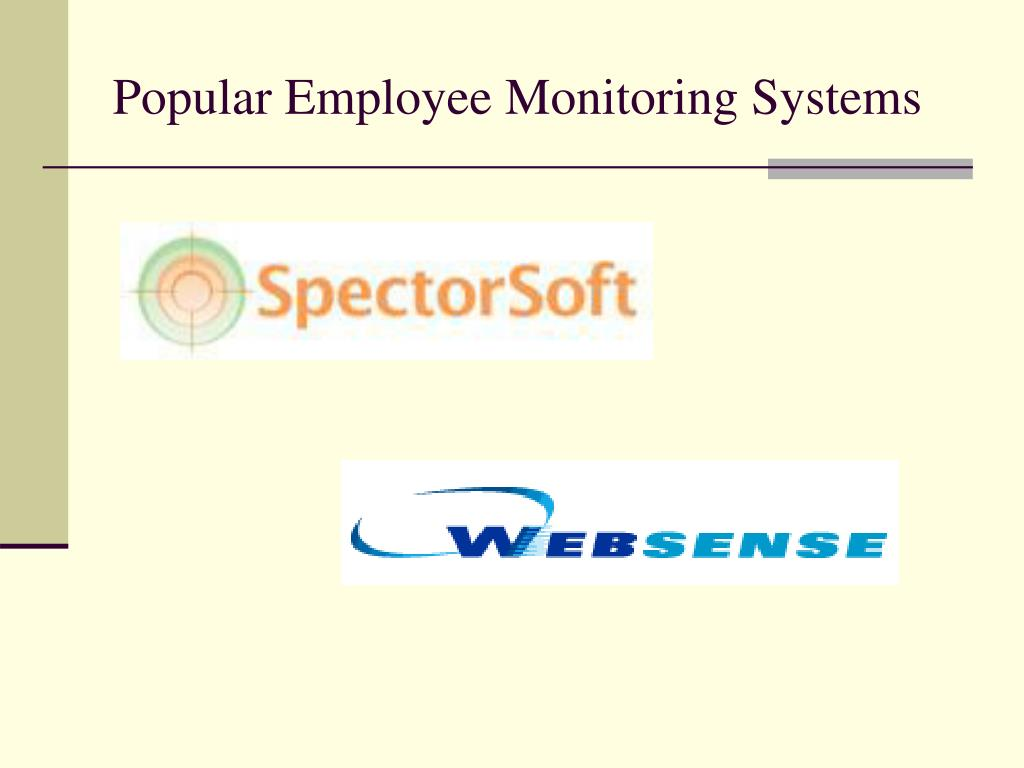 Popular Employee Monitoring Systems