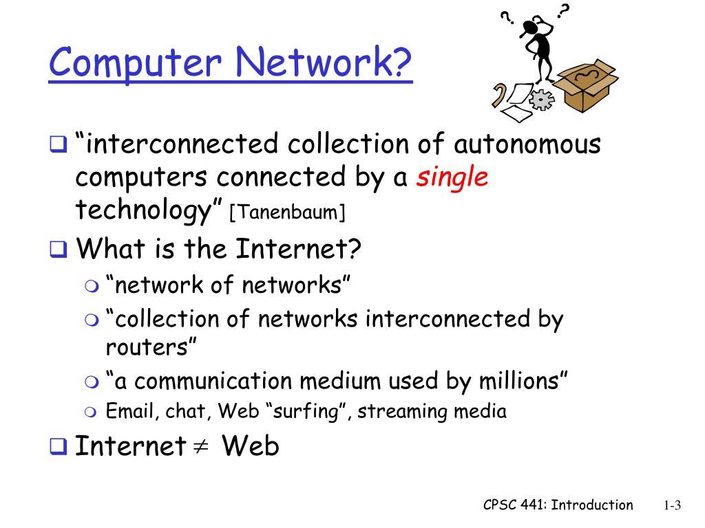 Computer Network?