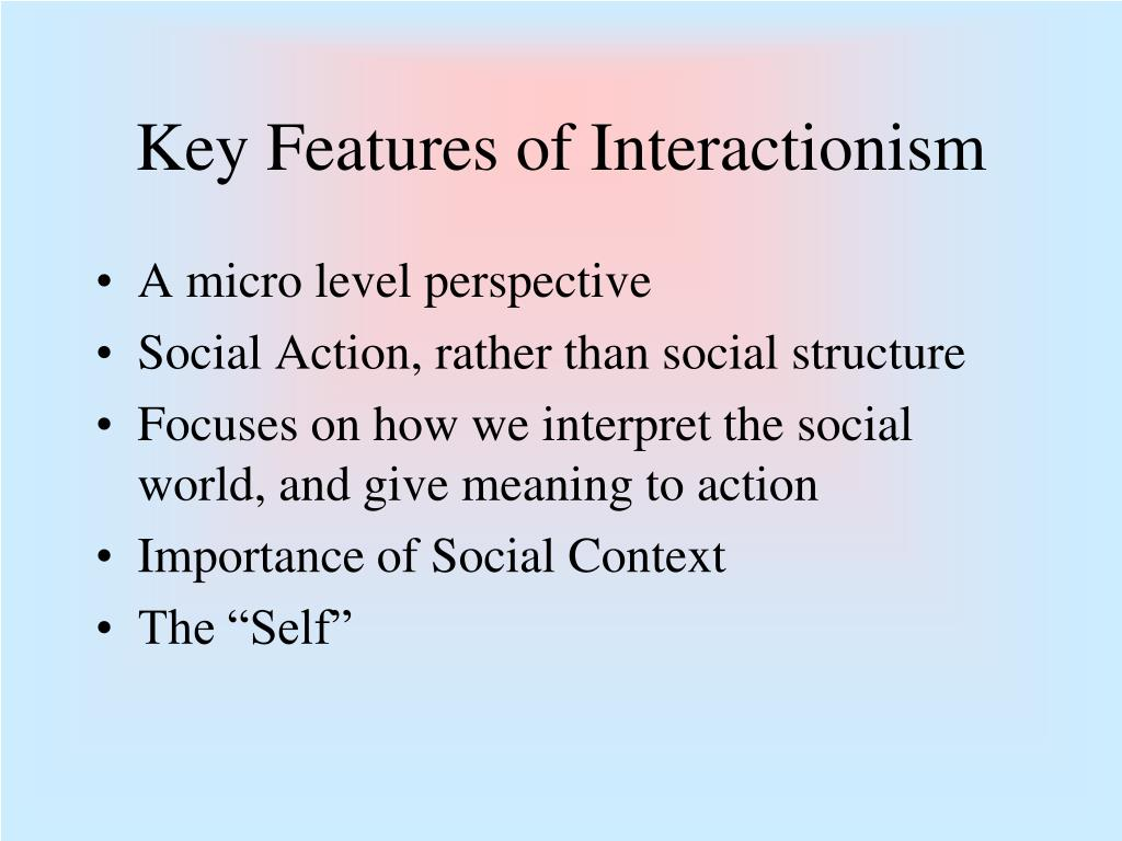 symbolic interactionist perspective media analysis: the simpsons essay Pre-review (may 2012) draft of forthcoming article in studies in symbolic interaction, volume 39 (hopeful publication year, 2012) from object to flow network analysis, symbolic interactionism, and social media annette markham simon lindgren network analysis, especially as it has been understood in relation to the specific methodological.