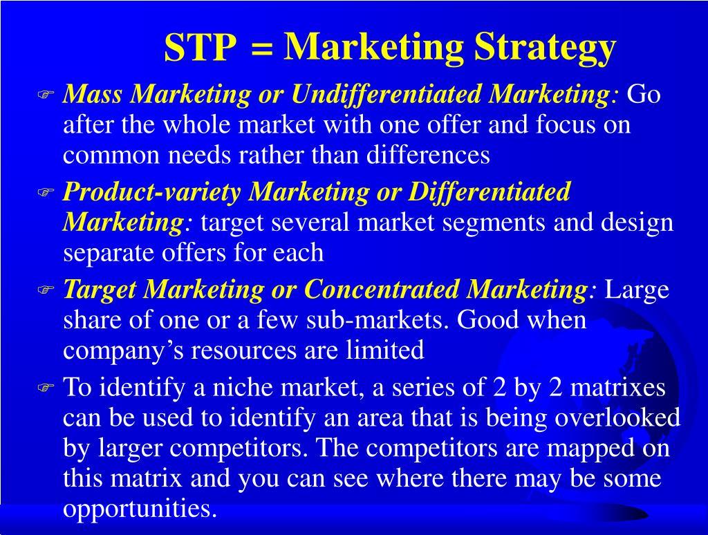 = Marketing Strategy