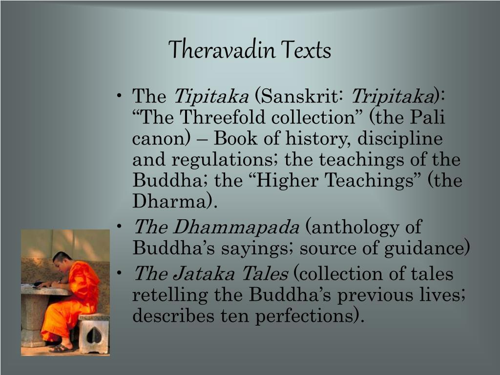 Theravadin Texts