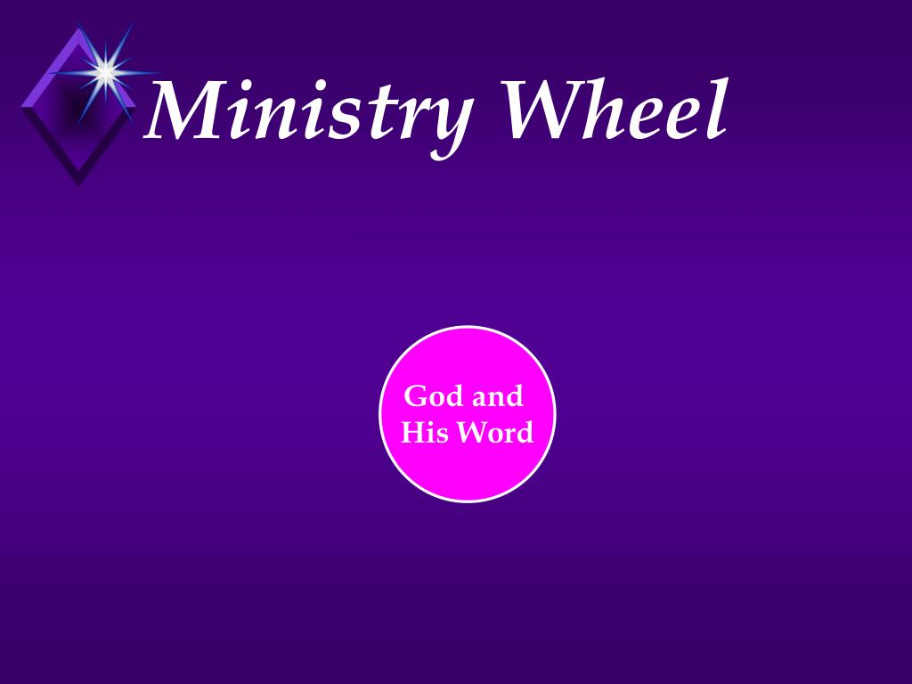 Ministry Wheel