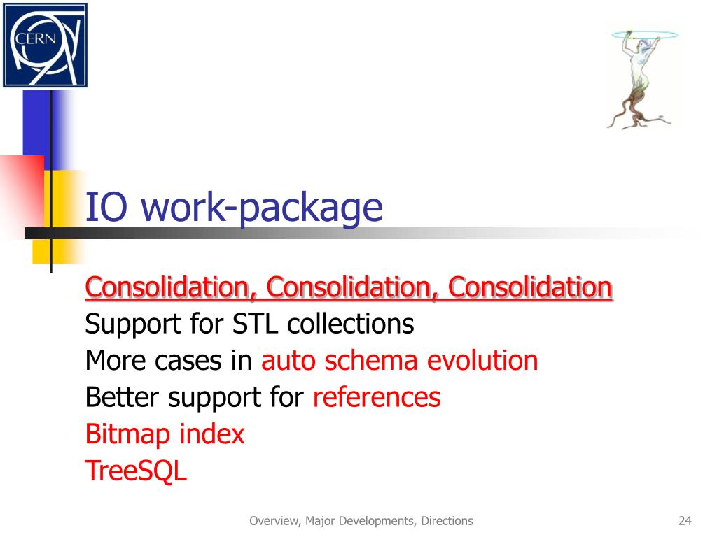 IO work-package