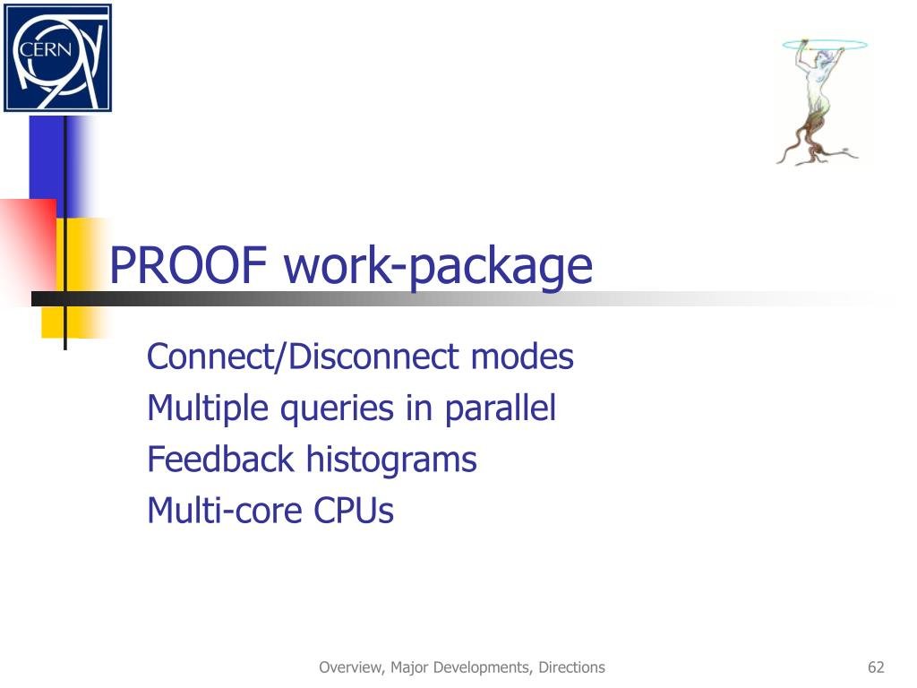 PROOF work-package