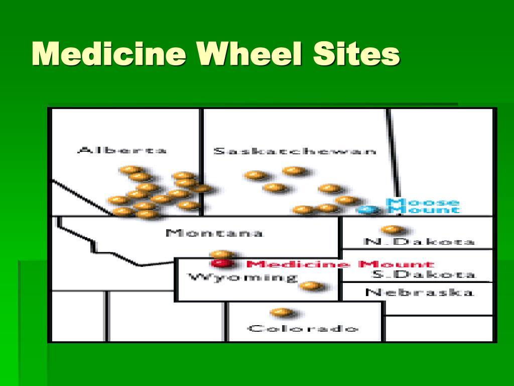 Medicine Wheel Sites