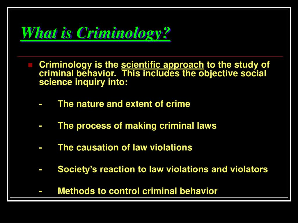 criminology and positivism theoretical movement Criminology (from latin crīmen he was one of the key contributors to biological positivism and founded the italian theoretical perspectives used in.