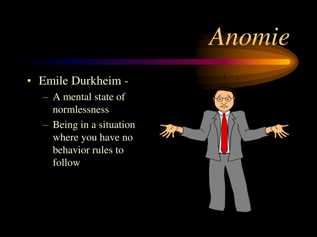 Emile Durkheim -