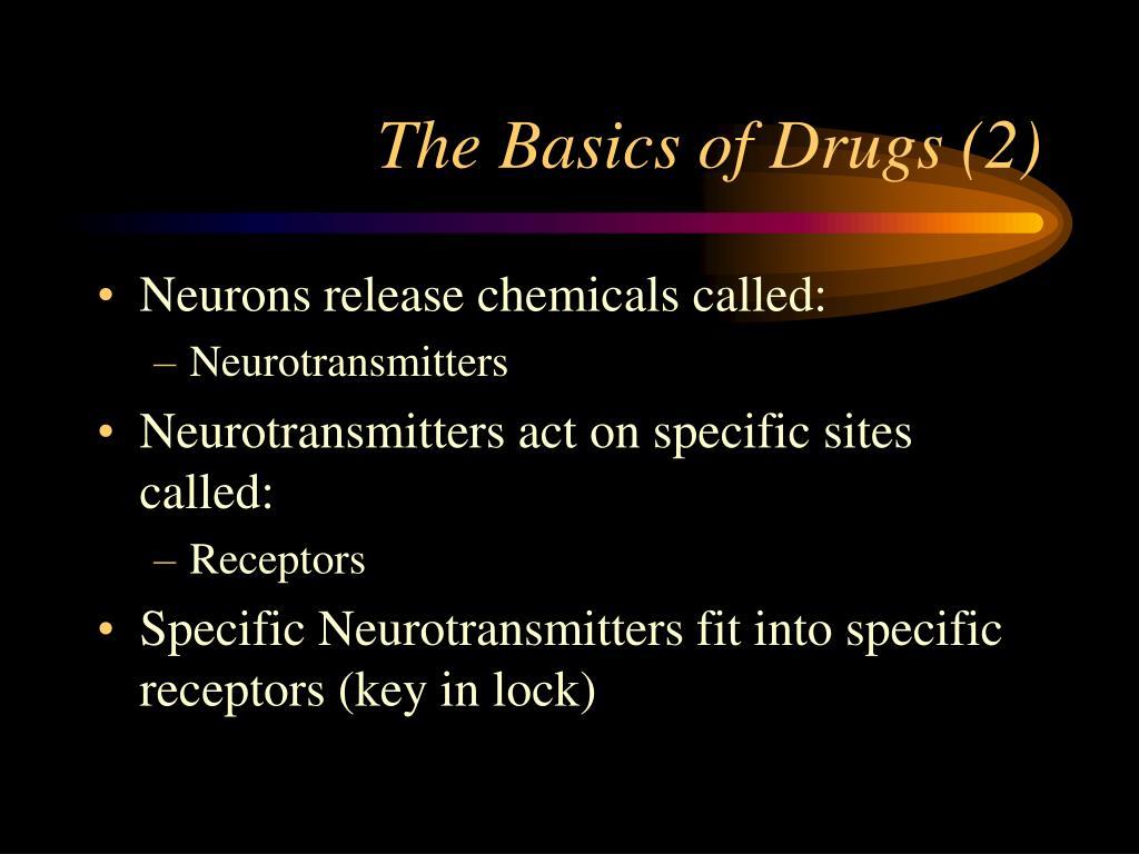 The Basics of Drugs (2)