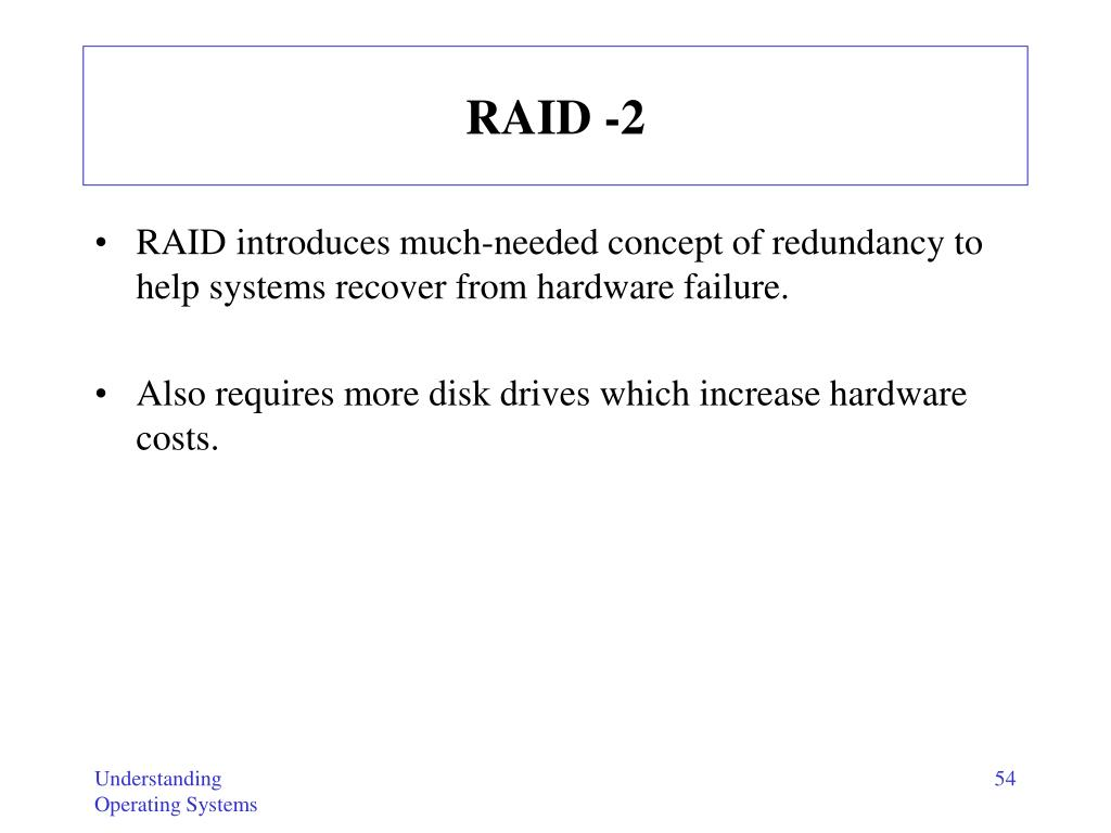 RAID -2