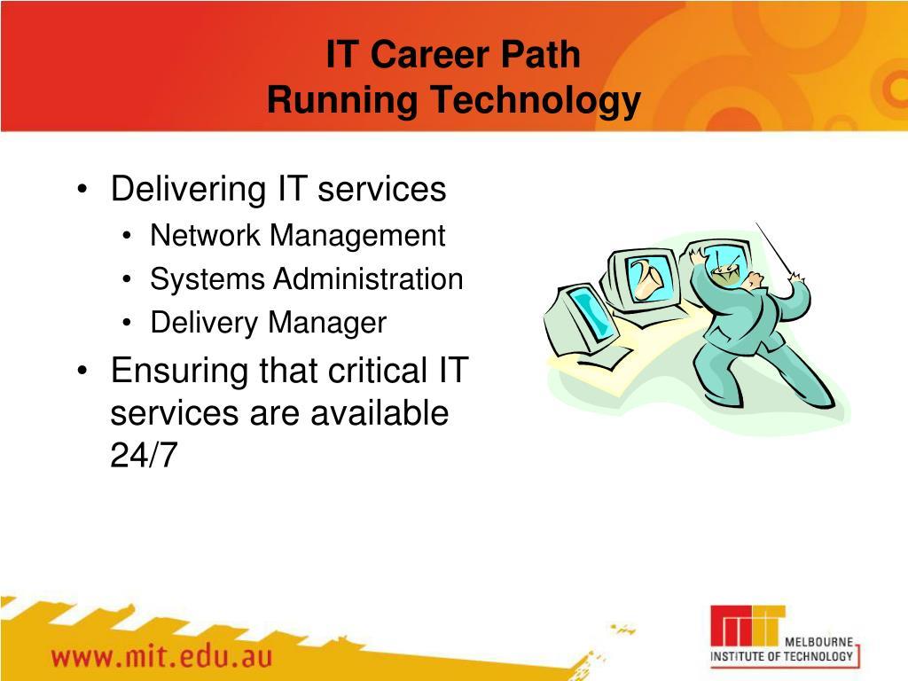 IT Career Path