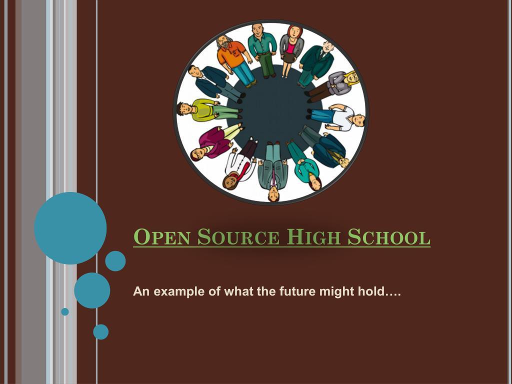 Open Source High School