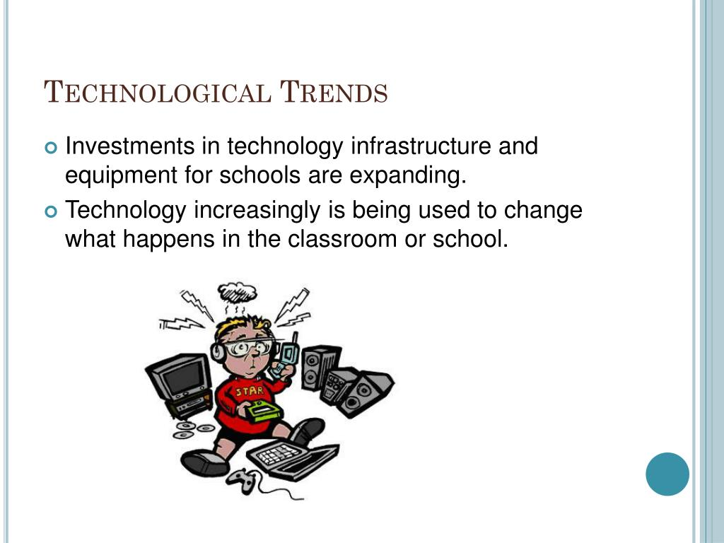 Technological Trends
