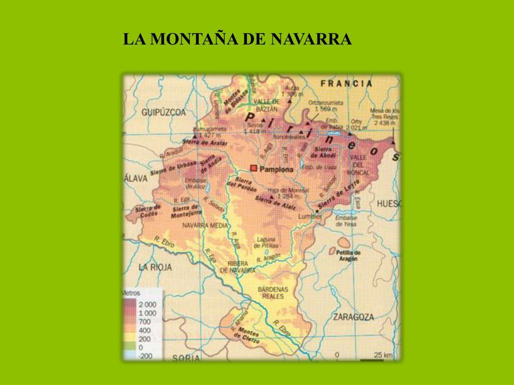 LA MONTAÑA DE NAVARRA