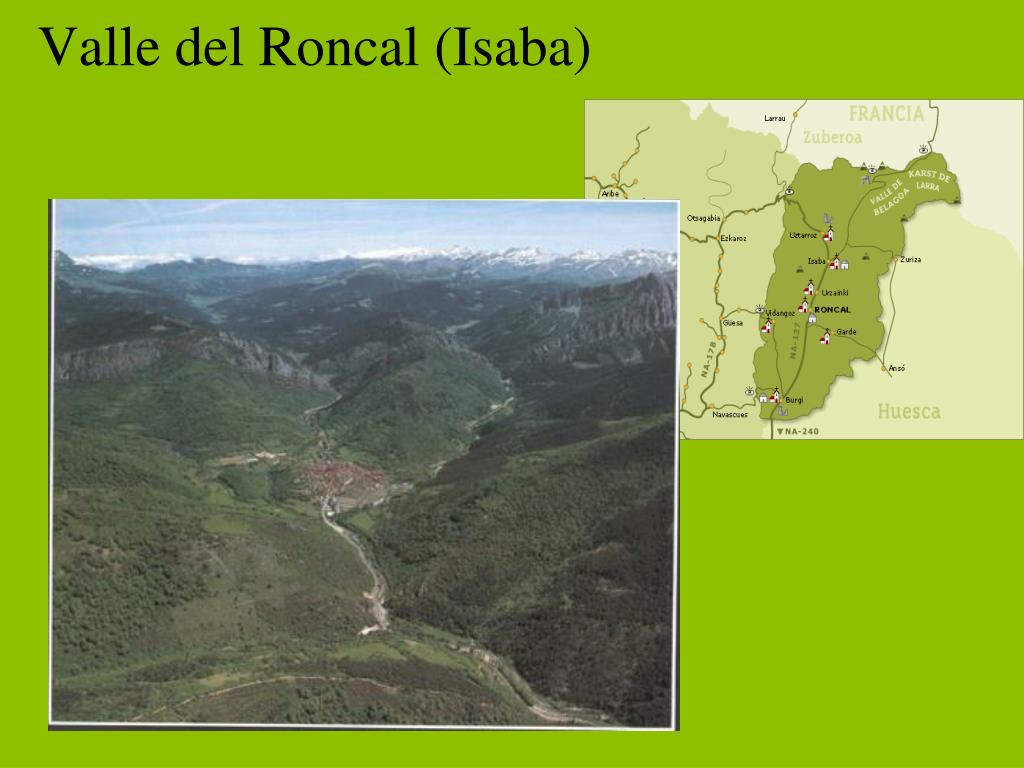 Valle del Roncal (Isaba)