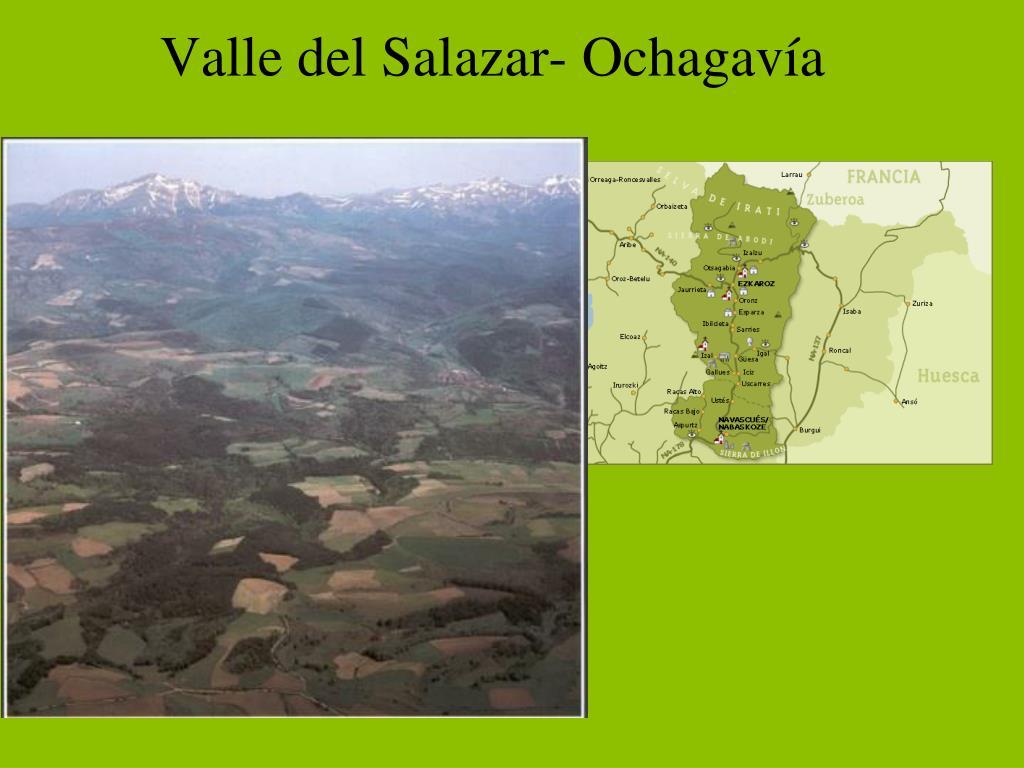 Valle del Salazar- Ochagavía