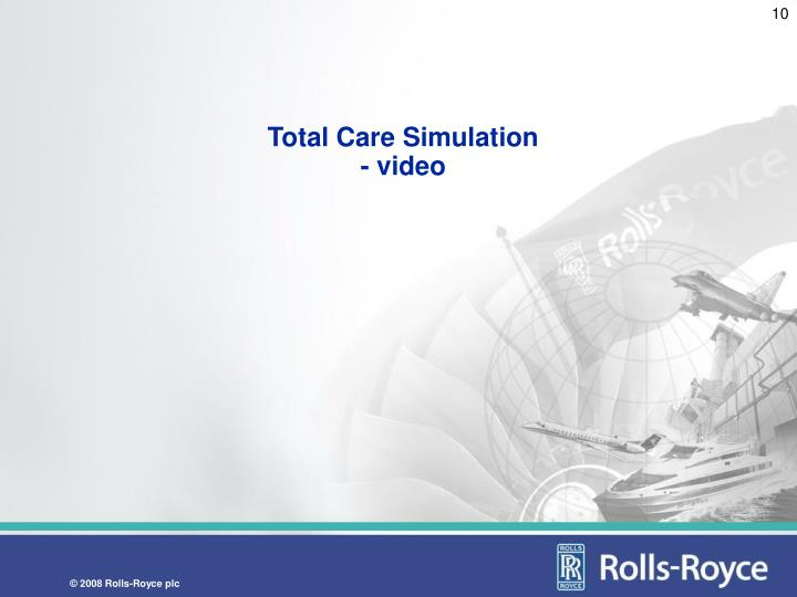 Total Care Simulation