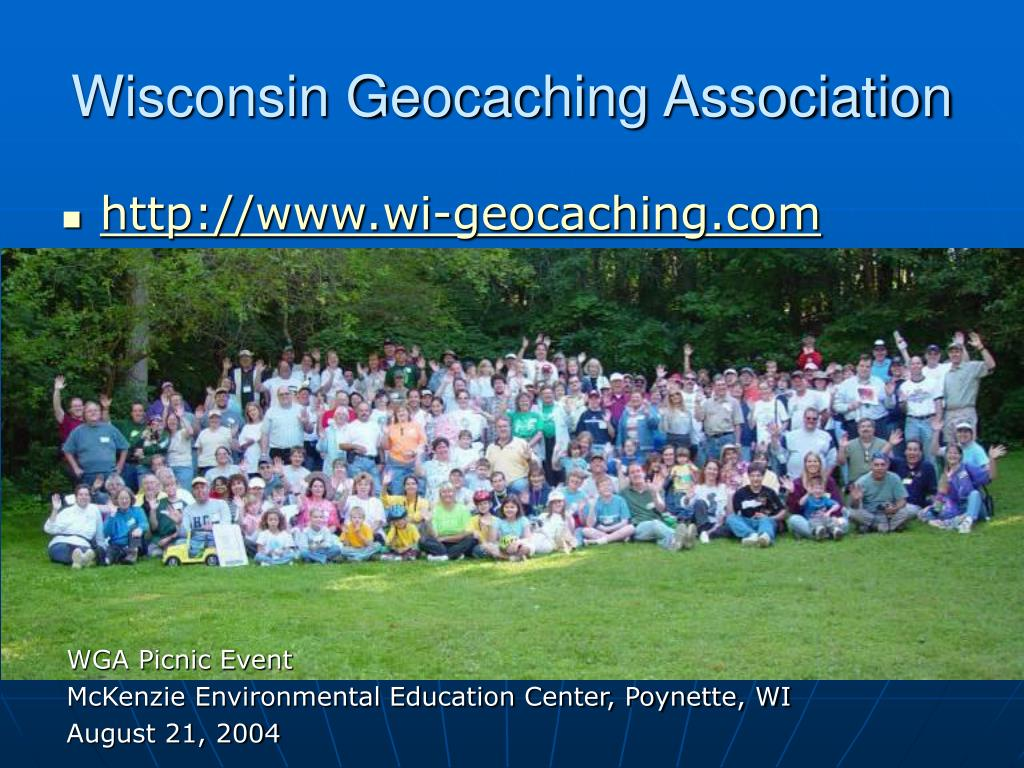 Wisconsin Geocaching Association
